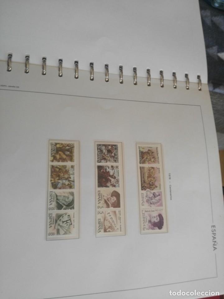Sellos: album de sellos desde el año 1977 a 1987 - sellos nuevos - Foto 31 - 173207645