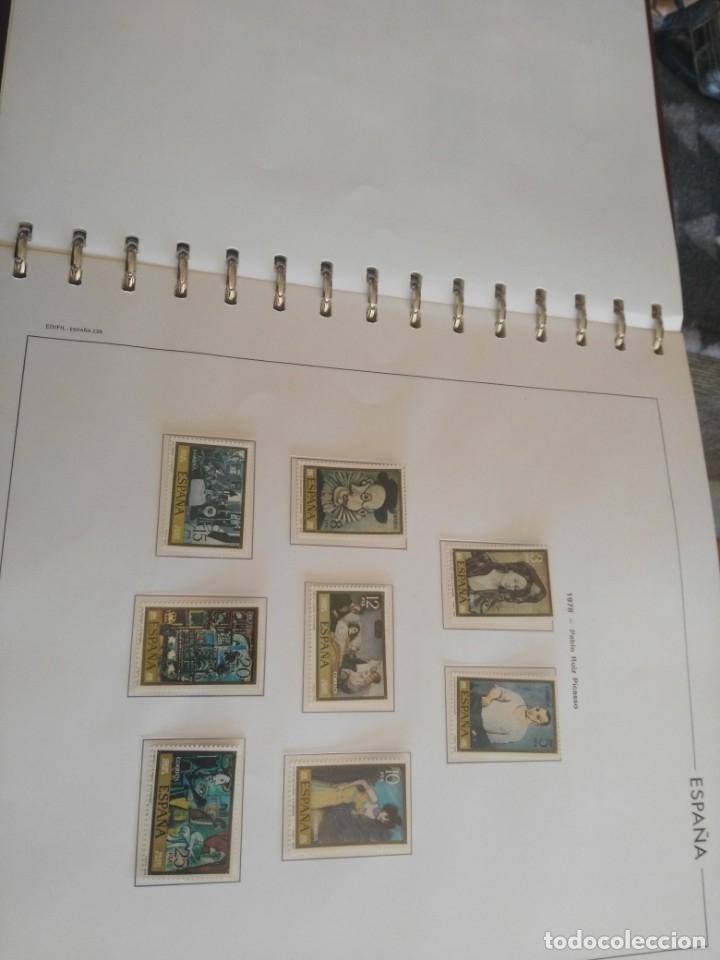 Sellos: album de sellos desde el año 1977 a 1987 - sellos nuevos - Foto 33 - 173207645