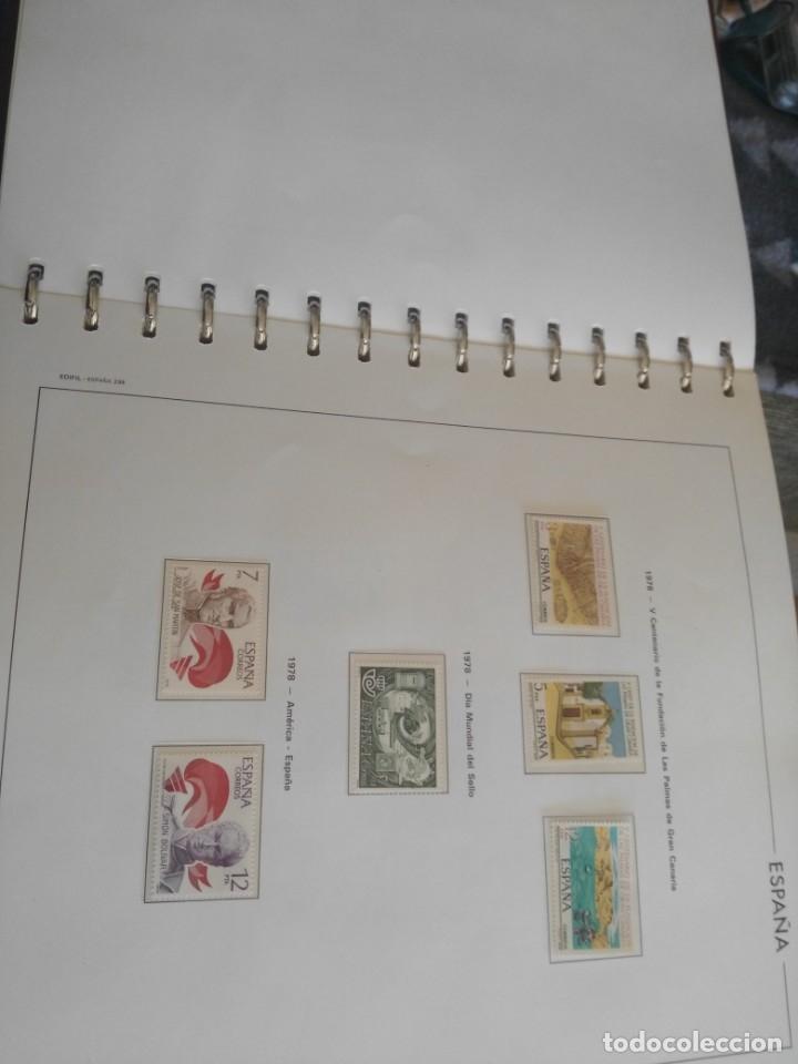 Sellos: album de sellos desde el año 1977 a 1987 - sellos nuevos - Foto 34 - 173207645