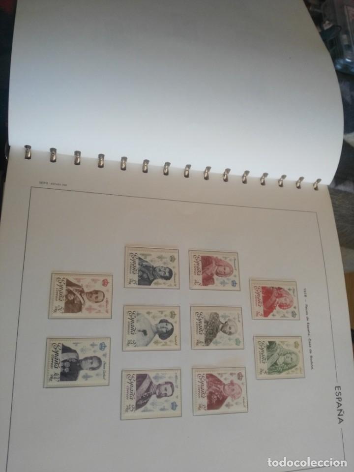 Sellos: album de sellos desde el año 1977 a 1987 - sellos nuevos - Foto 35 - 173207645