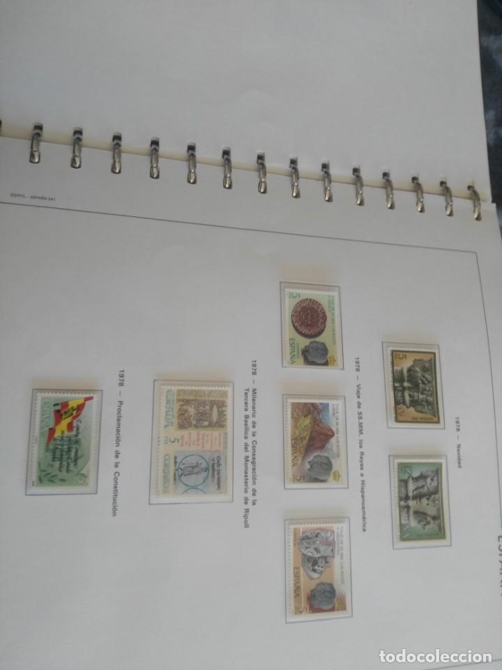 Sellos: album de sellos desde el año 1977 a 1987 - sellos nuevos - Foto 36 - 173207645