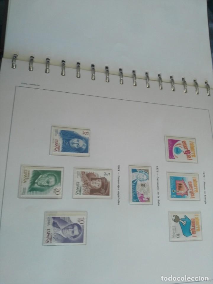 Sellos: album de sellos desde el año 1977 a 1987 - sellos nuevos - Foto 37 - 173207645