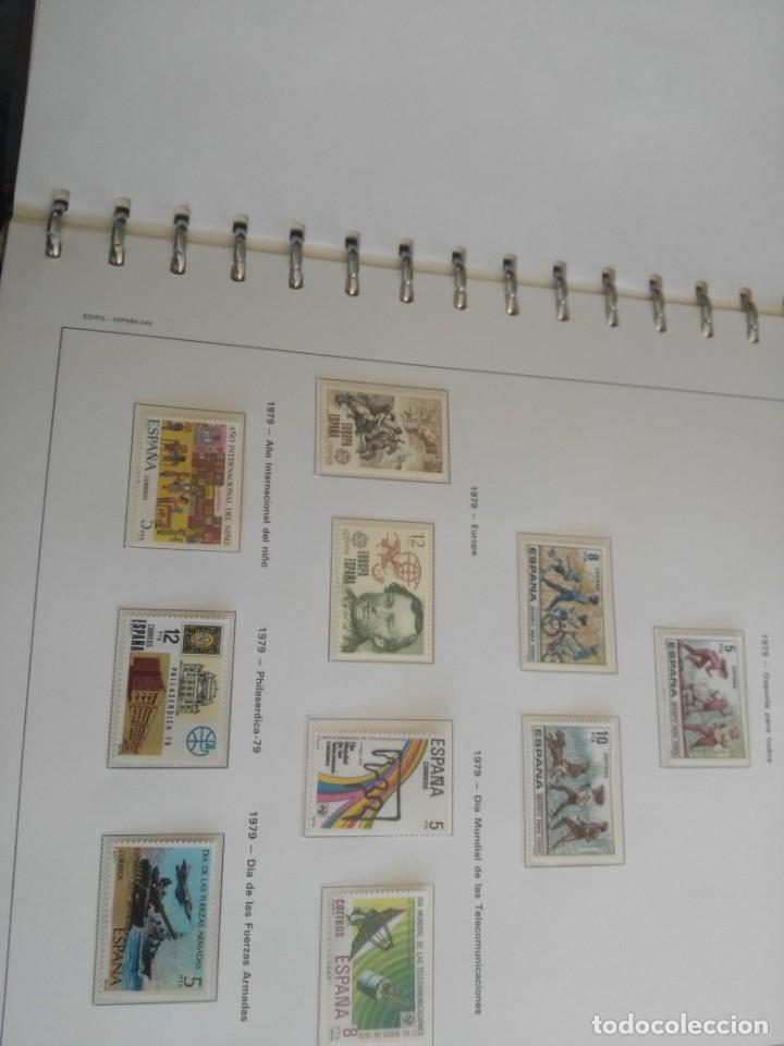 Sellos: album de sellos desde el año 1977 a 1987 - sellos nuevos - Foto 38 - 173207645