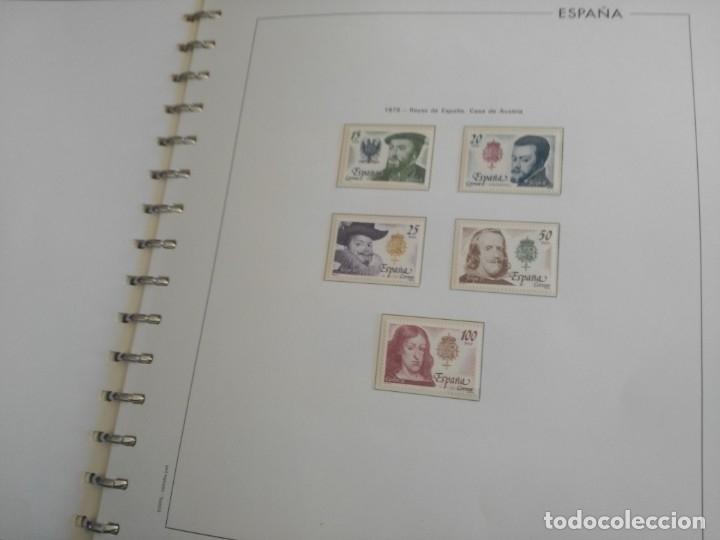 Sellos: album de sellos desde el año 1977 a 1987 - sellos nuevos - Foto 40 - 173207645