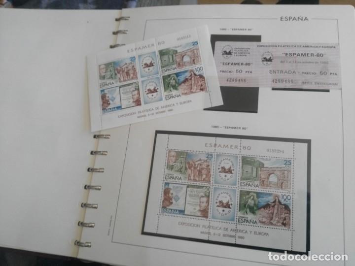 Sellos: album de sellos desde el año 1977 a 1987 - sellos nuevos - Foto 44 - 173207645