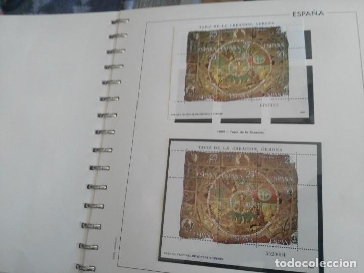 Sellos: album de sellos desde el año 1977 a 1987 - sellos nuevos - Foto 45 - 173207645