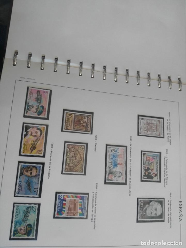 Sellos: album de sellos desde el año 1977 a 1987 - sellos nuevos - Foto 46 - 173207645