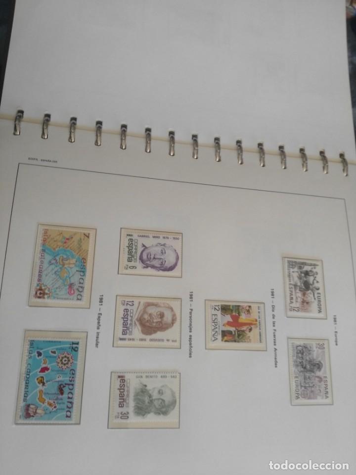 Sellos: album de sellos desde el año 1977 a 1987 - sellos nuevos - Foto 49 - 173207645