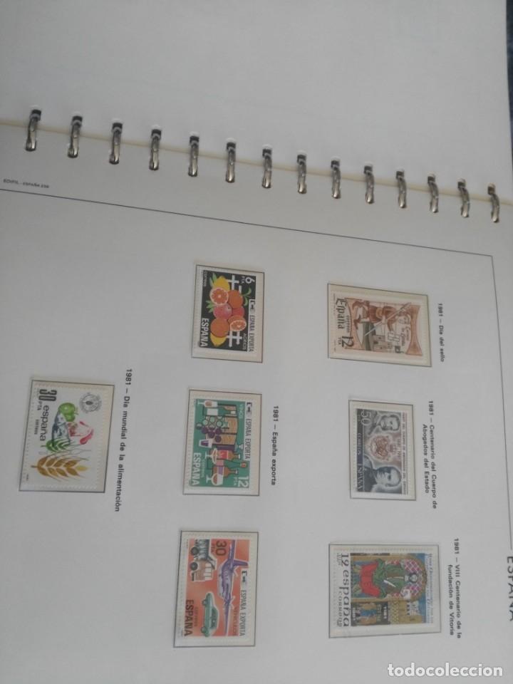 Sellos: album de sellos desde el año 1977 a 1987 - sellos nuevos - Foto 50 - 173207645
