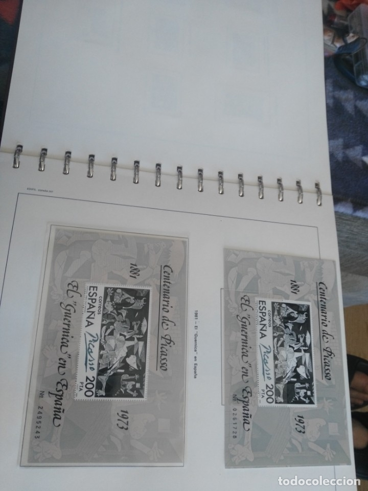 Sellos: album de sellos desde el año 1977 a 1987 - sellos nuevos - Foto 51 - 173207645