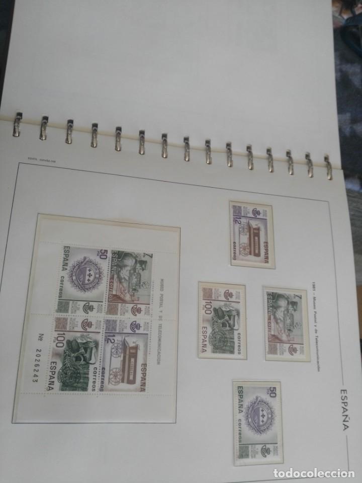 Sellos: album de sellos desde el año 1977 a 1987 - sellos nuevos - Foto 52 - 173207645