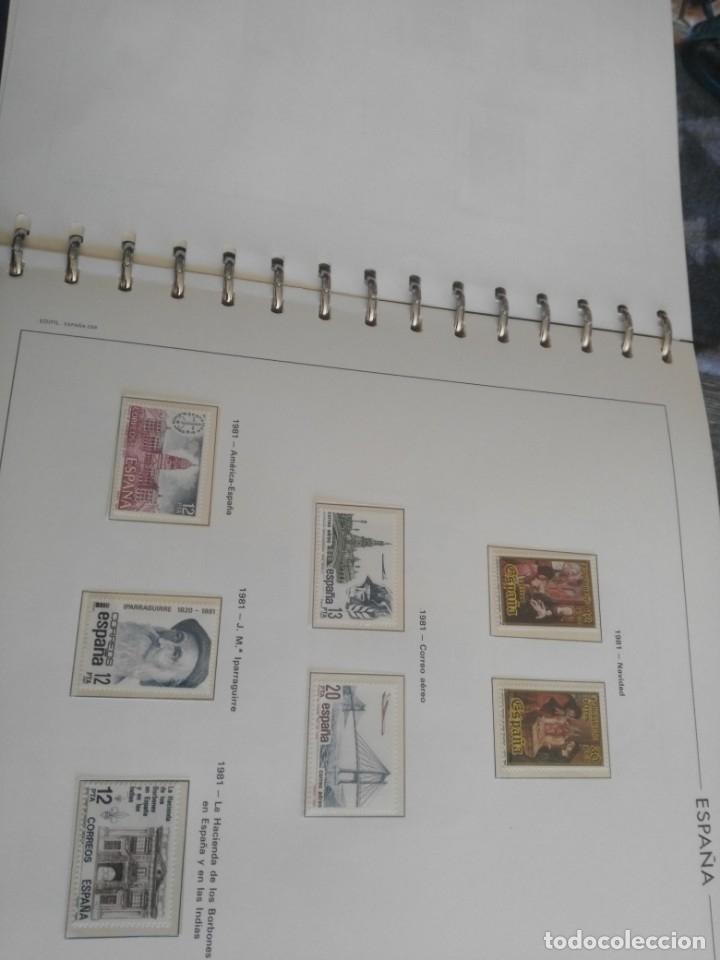 Sellos: album de sellos desde el año 1977 a 1987 - sellos nuevos - Foto 53 - 173207645
