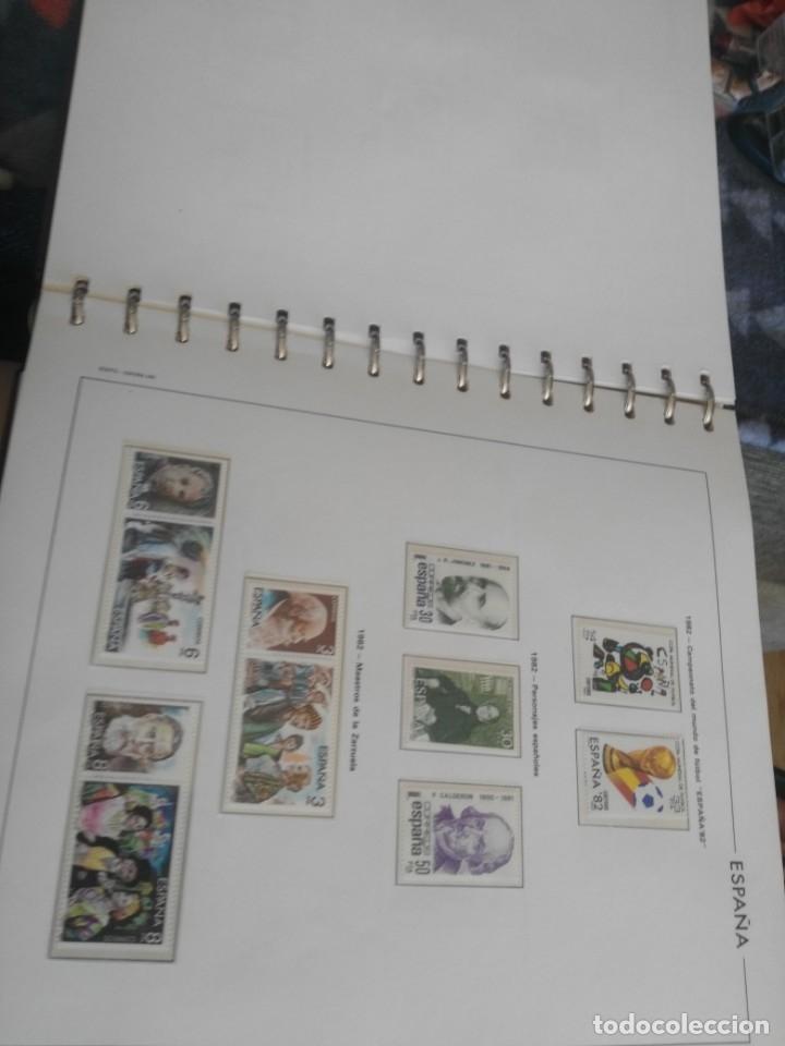 Sellos: album de sellos desde el año 1977 a 1987 - sellos nuevos - Foto 54 - 173207645