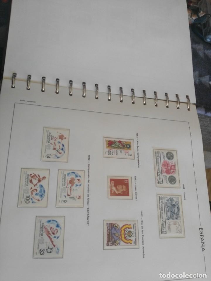 Sellos: album de sellos desde el año 1977 a 1987 - sellos nuevos - Foto 55 - 173207645