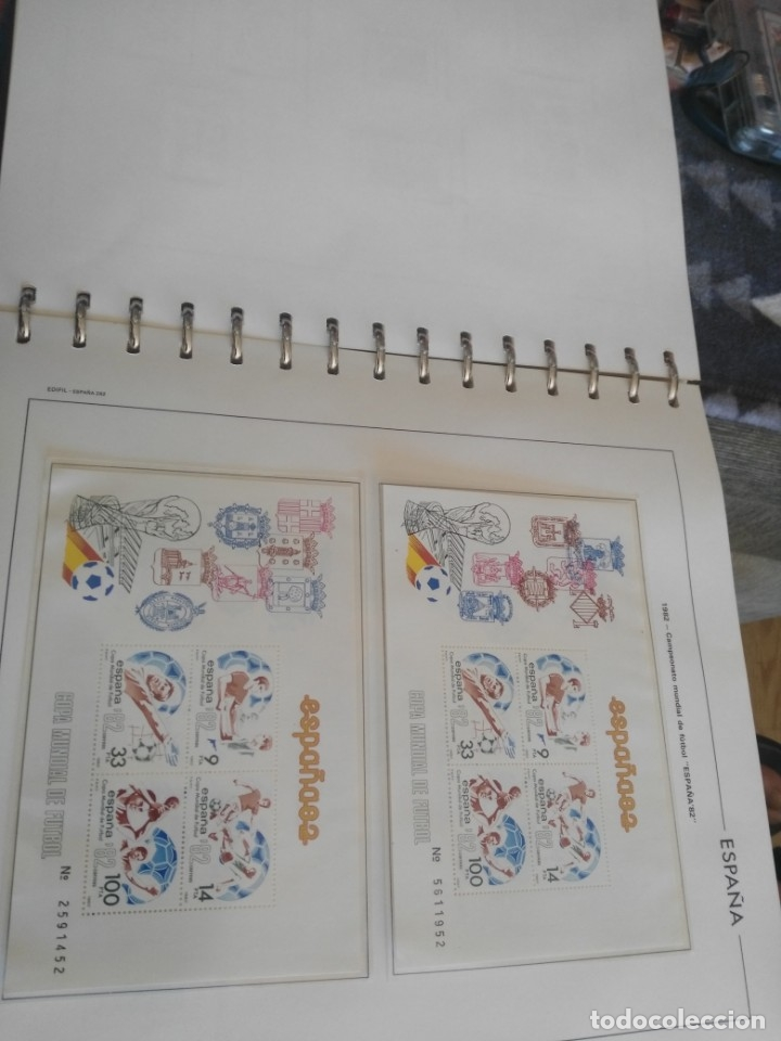 Sellos: album de sellos desde el año 1977 a 1987 - sellos nuevos - Foto 56 - 173207645
