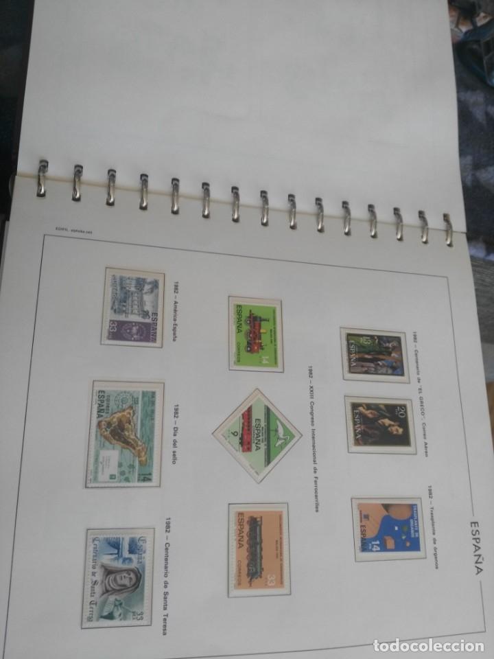 Sellos: album de sellos desde el año 1977 a 1987 - sellos nuevos - Foto 57 - 173207645
