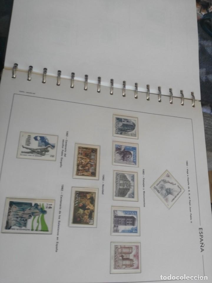 Sellos: album de sellos desde el año 1977 a 1987 - sellos nuevos - Foto 58 - 173207645