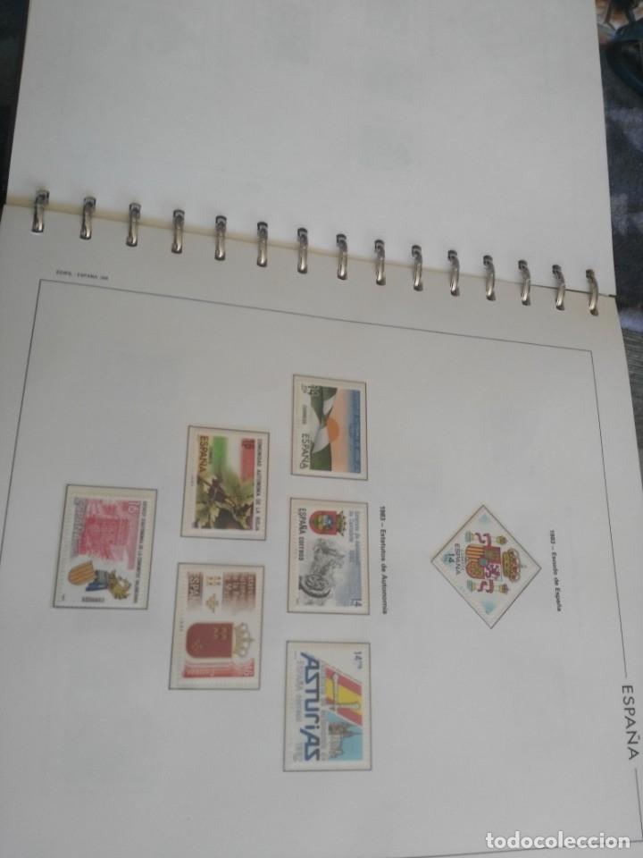 Sellos: album de sellos desde el año 1977 a 1987 - sellos nuevos - Foto 59 - 173207645