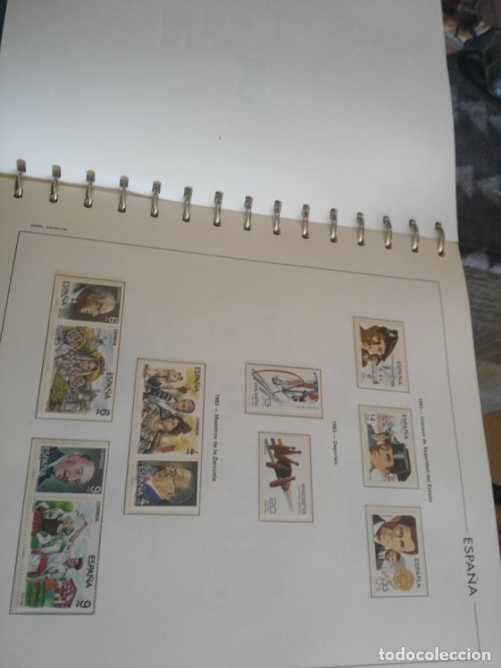 Sellos: album de sellos desde el año 1977 a 1987 - sellos nuevos - Foto 60 - 173207645