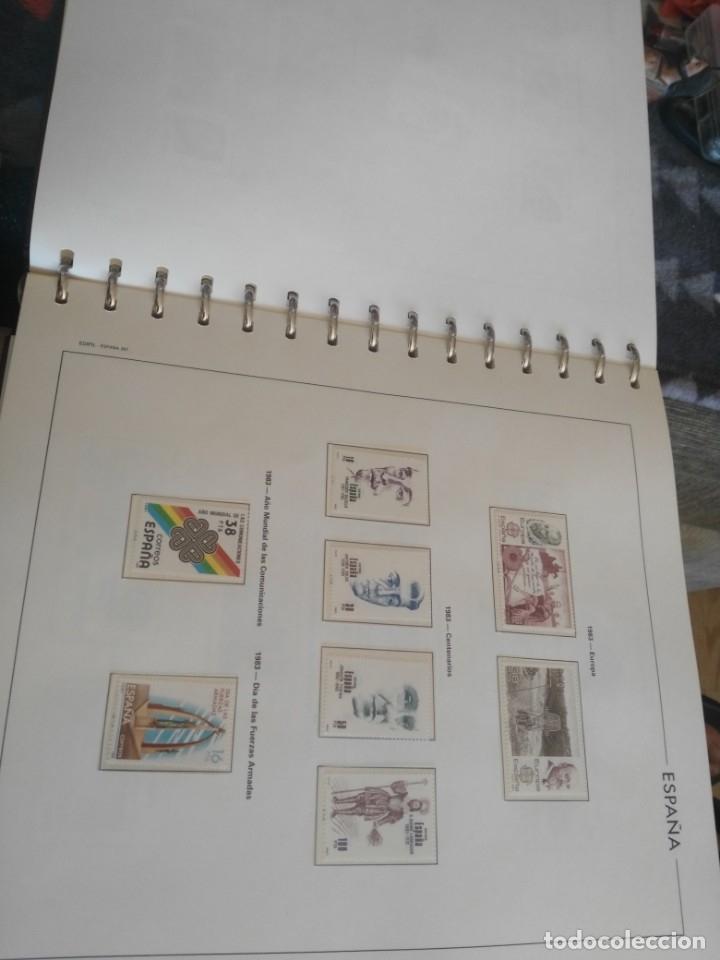 Sellos: album de sellos desde el año 1977 a 1987 - sellos nuevos - Foto 61 - 173207645