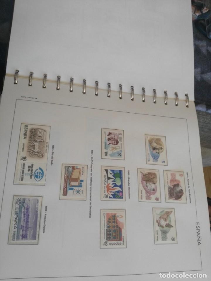 Sellos: album de sellos desde el año 1977 a 1987 - sellos nuevos - Foto 62 - 173207645