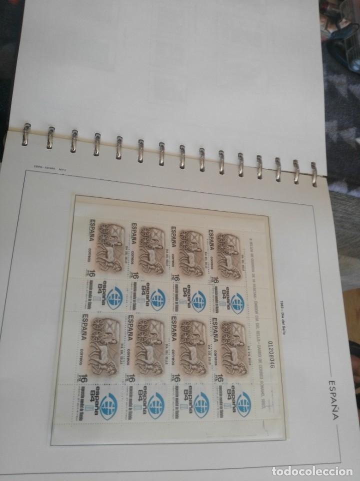Sellos: album de sellos desde el año 1977 a 1987 - sellos nuevos - Foto 64 - 173207645