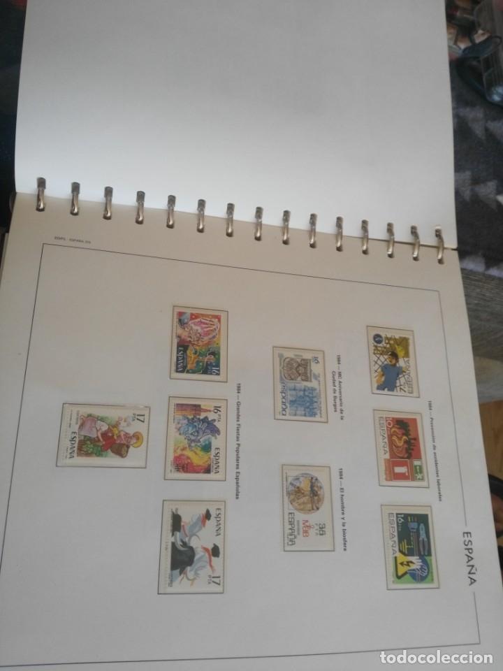 Sellos: album de sellos desde el año 1977 a 1987 - sellos nuevos - Foto 65 - 173207645