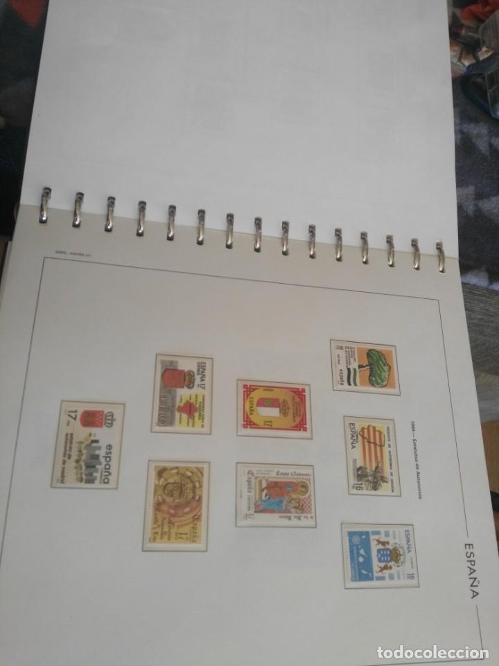 Sellos: album de sellos desde el año 1977 a 1987 - sellos nuevos - Foto 66 - 173207645