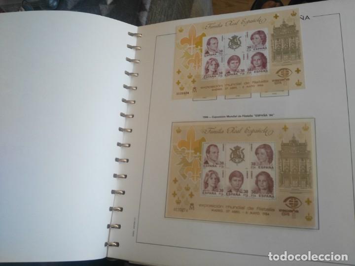 Sellos: album de sellos desde el año 1977 a 1987 - sellos nuevos - Foto 68 - 173207645