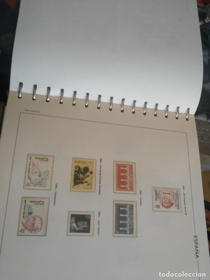 Sellos: album de sellos desde el año 1977 a 1987 - sellos nuevos - Foto 69 - 173207645