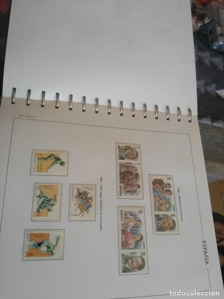 Sellos: album de sellos desde el año 1977 a 1987 - sellos nuevos - Foto 70 - 173207645