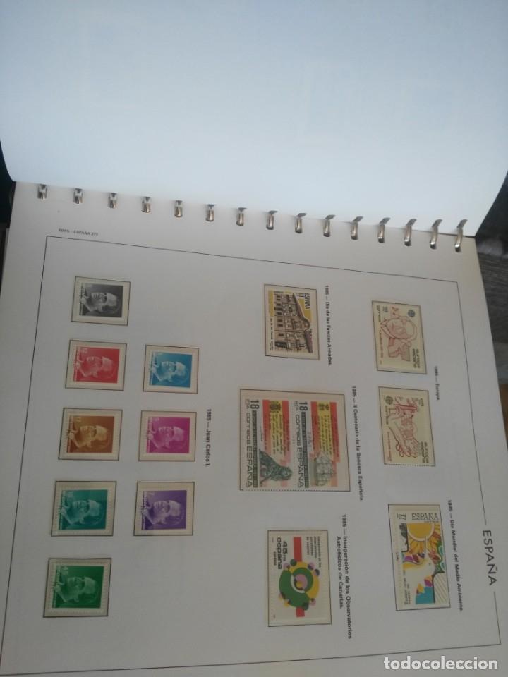 Sellos: album de sellos desde el año 1977 a 1987 - sellos nuevos - Foto 73 - 173207645