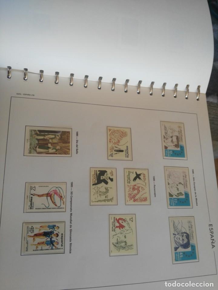 Sellos: album de sellos desde el año 1977 a 1987 - sellos nuevos - Foto 74 - 173207645