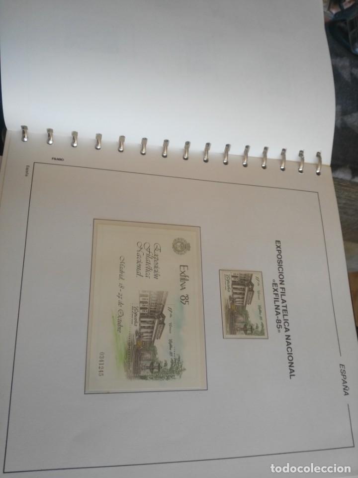 Sellos: album de sellos desde el año 1977 a 1987 - sellos nuevos - Foto 75 - 173207645