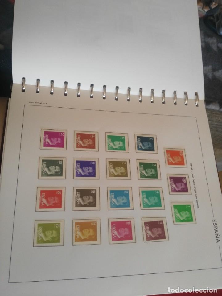 Sellos: album de sellos desde el año 1977 a 1987 - sellos nuevos - Foto 78 - 173207645