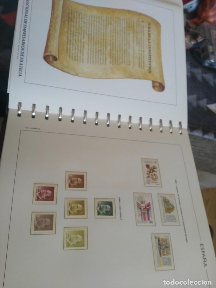 Sellos: album de sellos desde el año 1977 a 1987 - sellos nuevos - Foto 83 - 173207645