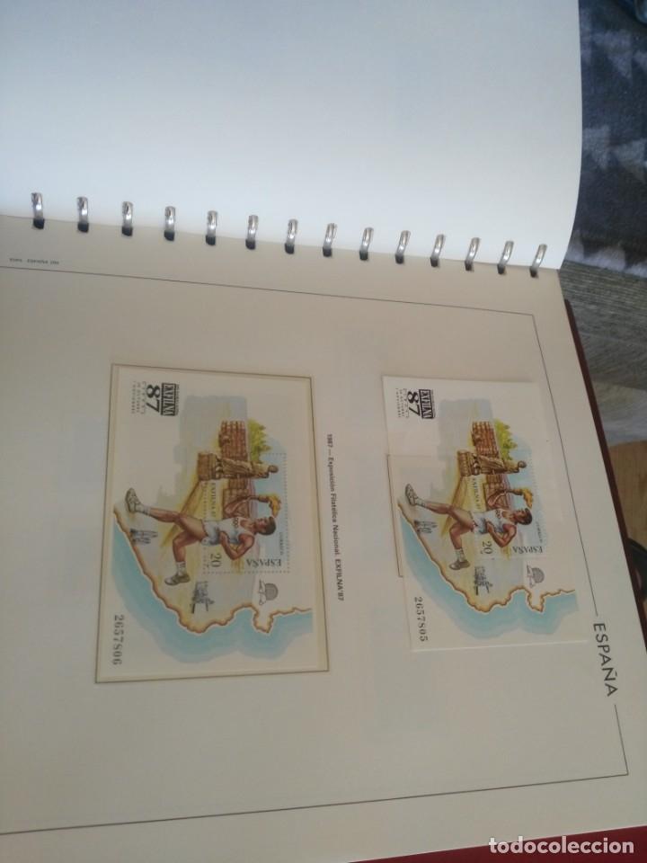 Sellos: album de sellos desde el año 1977 a 1987 - sellos nuevos - Foto 84 - 173207645