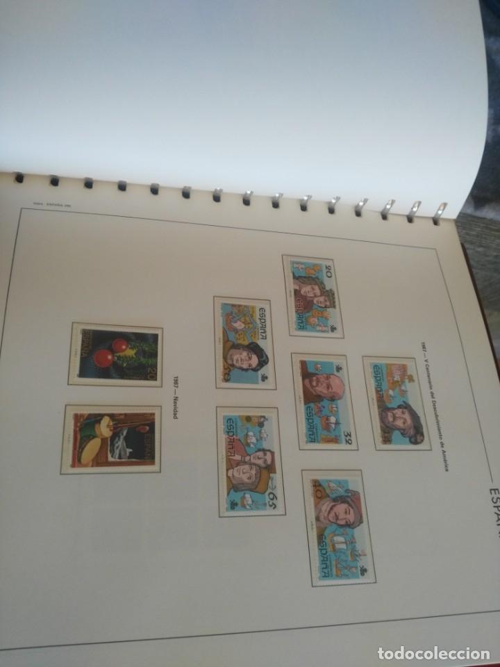 Sellos: album de sellos desde el año 1977 a 1987 - sellos nuevos - Foto 85 - 173207645