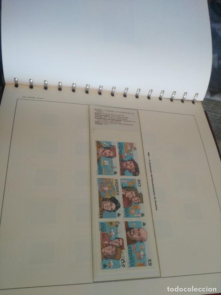 Sellos: album de sellos desde el año 1977 a 1987 - sellos nuevos - Foto 87 - 173207645