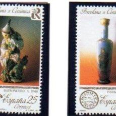 Sellos: ESPAÑA. SELLOS DEL AÑO 1991, EN NUEVOS. Lote 173473223