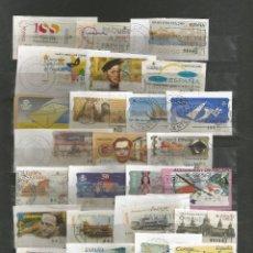 Sellos: ESPAÑA.LOTE DE 80 SELLOS ATMS USADOS DISTINTOS.MUY BIEN MATASELLADOS. Lote 173505594