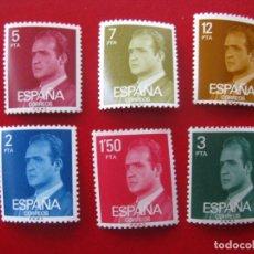 Sellos: 1976 JUAN CARLOS I, EDIFIL 2344/49. Lote 173522192