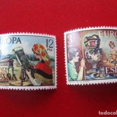 Sellos: 1978 EUROPA-CEPT, EDIFIL 2316/7. Lote 173522397
