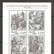 Sellos: ESPAÑA 2005. CENTENARIOS. EDIFIL Nº 4161. A FACIAL !!!. Lote 173664847