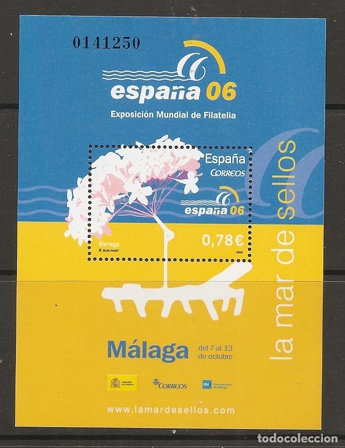 ESPAÑA 2006. EXPOSICION MUNDIAL DE FILATELIA. EDIFIL Nº 4241. A FACIAL !!! (Sellos - España - Juan Carlos I - Desde 2.000 - Nuevos)