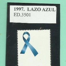 Sellos: 1997. EL LAZO AZUL. Lote 174076858