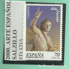 Sellos: 2000. ARTE ESPAÑOL. SALZILLO. Lote 174079164