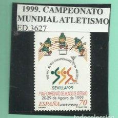 Sellos: 1999. CAMPEONATO MUNDIAL DE ATLETISMO. Lote 174081229