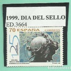 Sellos: 1999. DIA DEL SELLO. Lote 174177323
