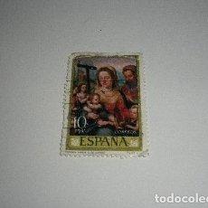 Sellos: ESPAÑA 1979 2538 SELLO DÍA DEL SELLO. JUAN DE JUANES IV CENT. DE SU MUERTE SAGRADA FAMILIA USADO. Lote 174516297